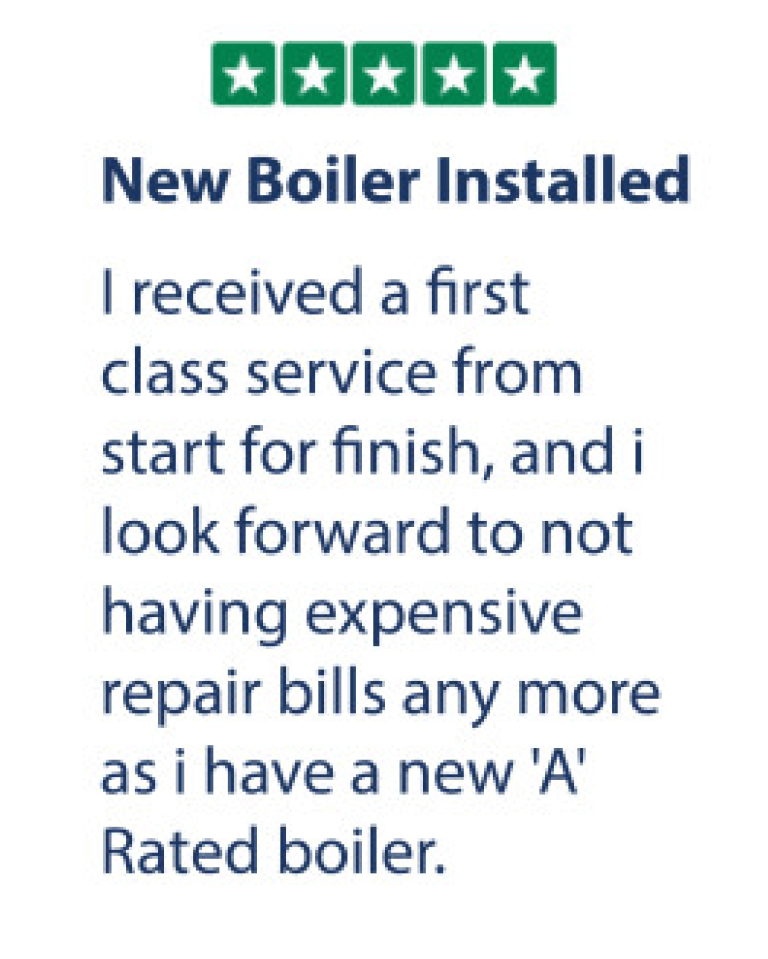 new boiler Birmingham