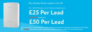 buy boiler leads Compare Boiler Quotes