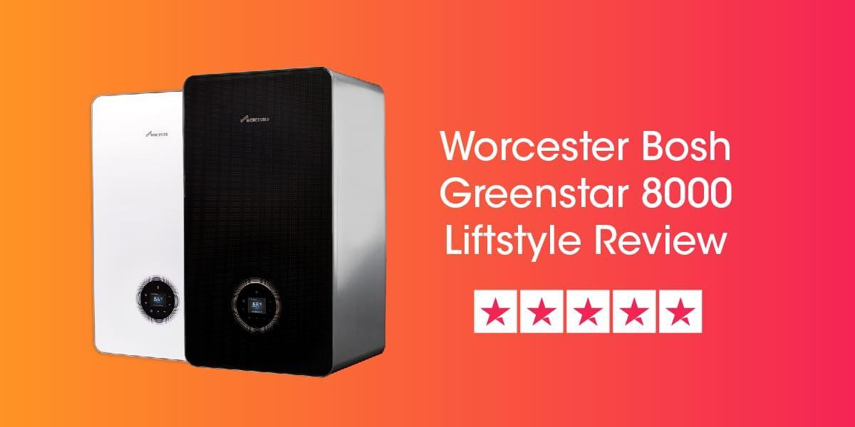 Worcester Bosch Greenstar 8000 Review