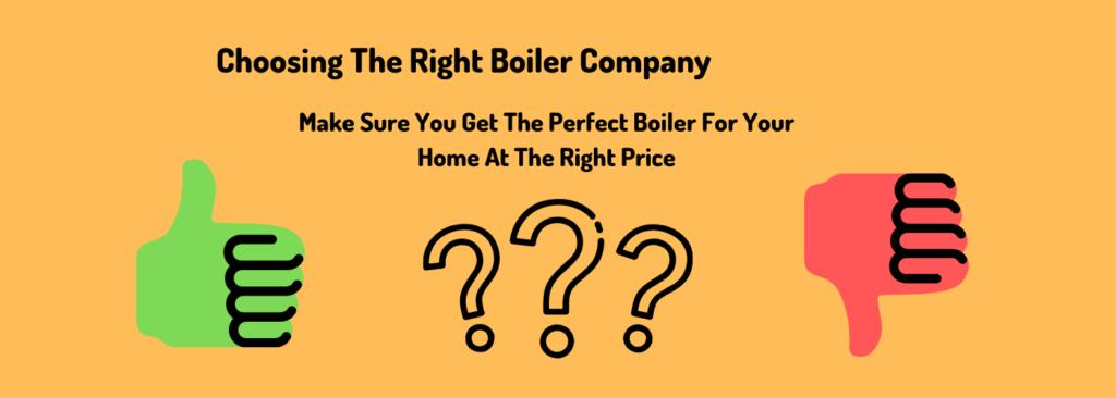 Boiler Companies Prices