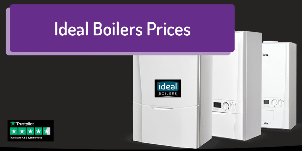 Ideal boilers prices