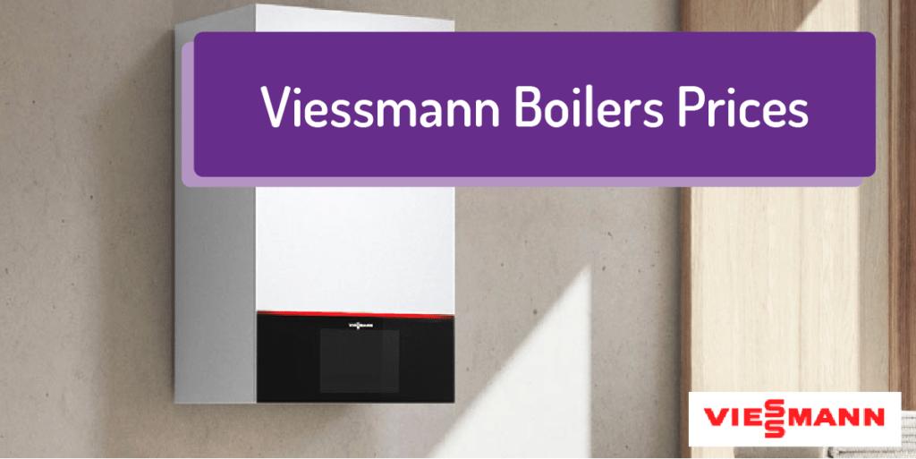 viessmann boilers (prices)