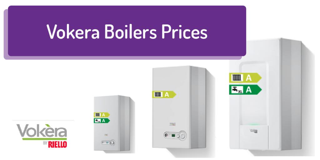 vokera boilers (prices)