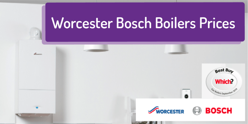 Worcester Bosch Boilers (prices)
