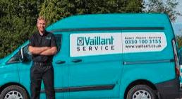 Vaillant boiler service (prices)