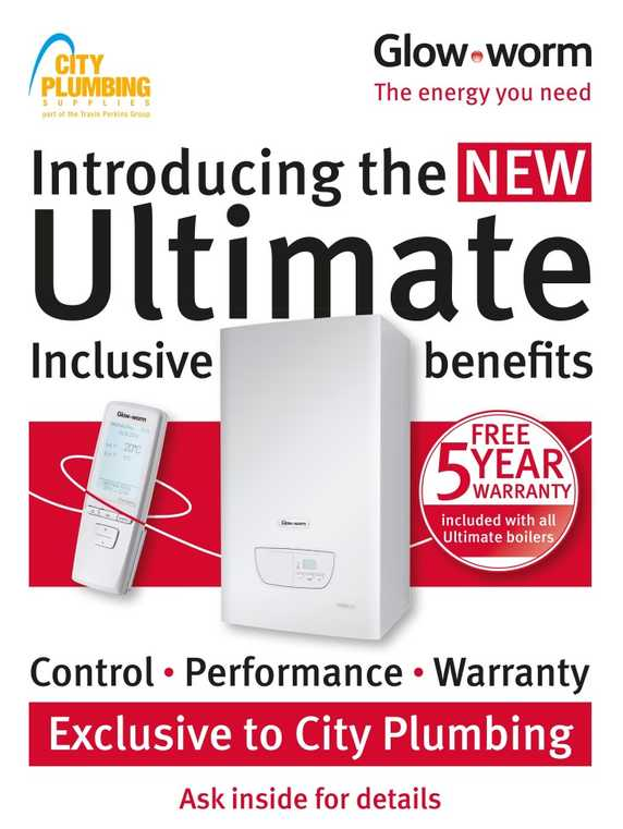 glow worm ultimate boilers prices