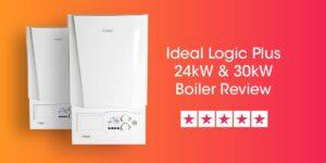 Ideal Logic Plus 24kW & 30kW Review Compare Boiler Quotes