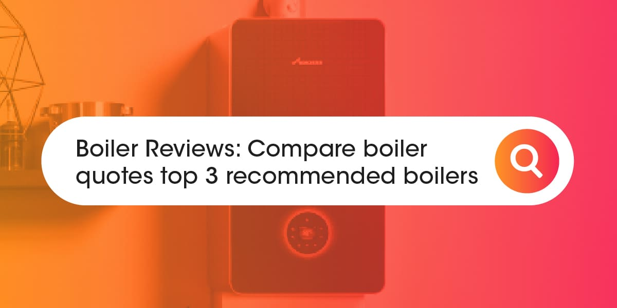 Top 3 recommended boilers