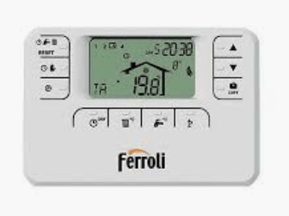 ferroli heating control