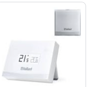 vaillant heat controls
