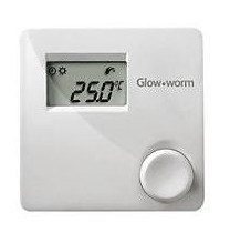 glow worm heating control