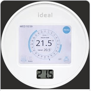ideal heating controls