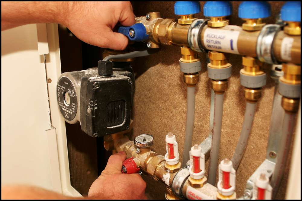 combi boiler installation costs