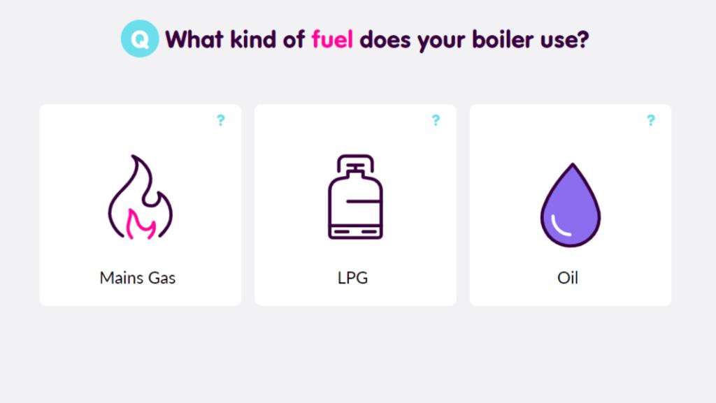 boiler central boiler installation quote