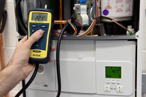 Boiler service cost