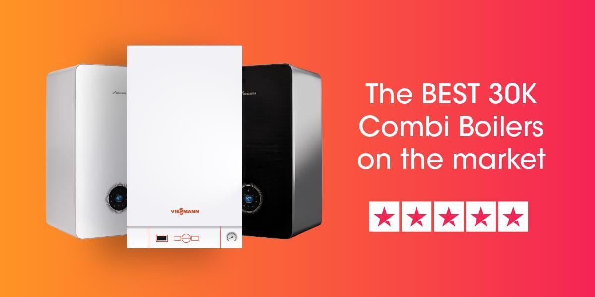 best 30K Combi Boilers