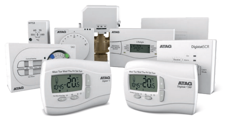 ATAG boiler prices (thermostat)