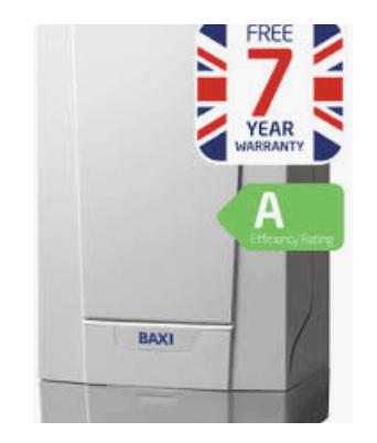 Baxi EcoBlue Advance Heat