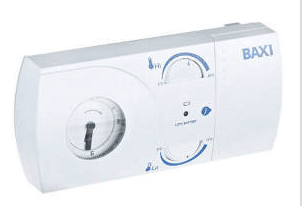 Baxi 24 Hour Wireless Programmable Room Thermostat