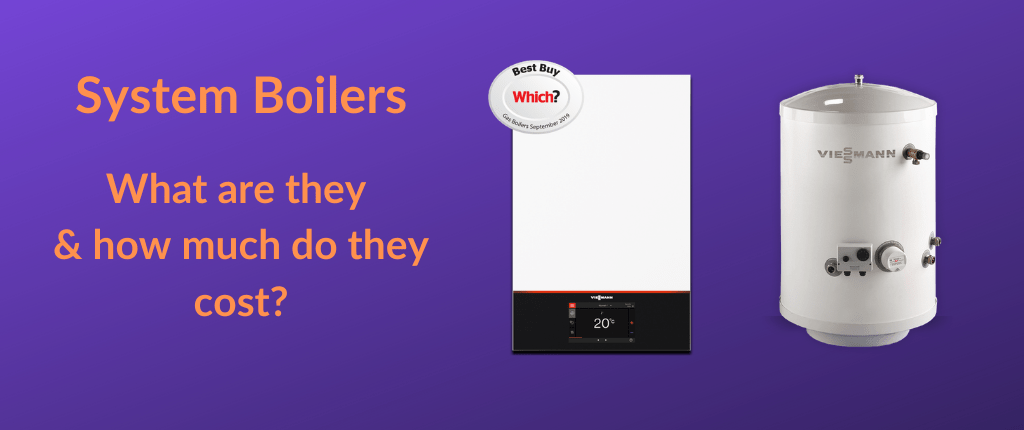 system boilers guide & prices