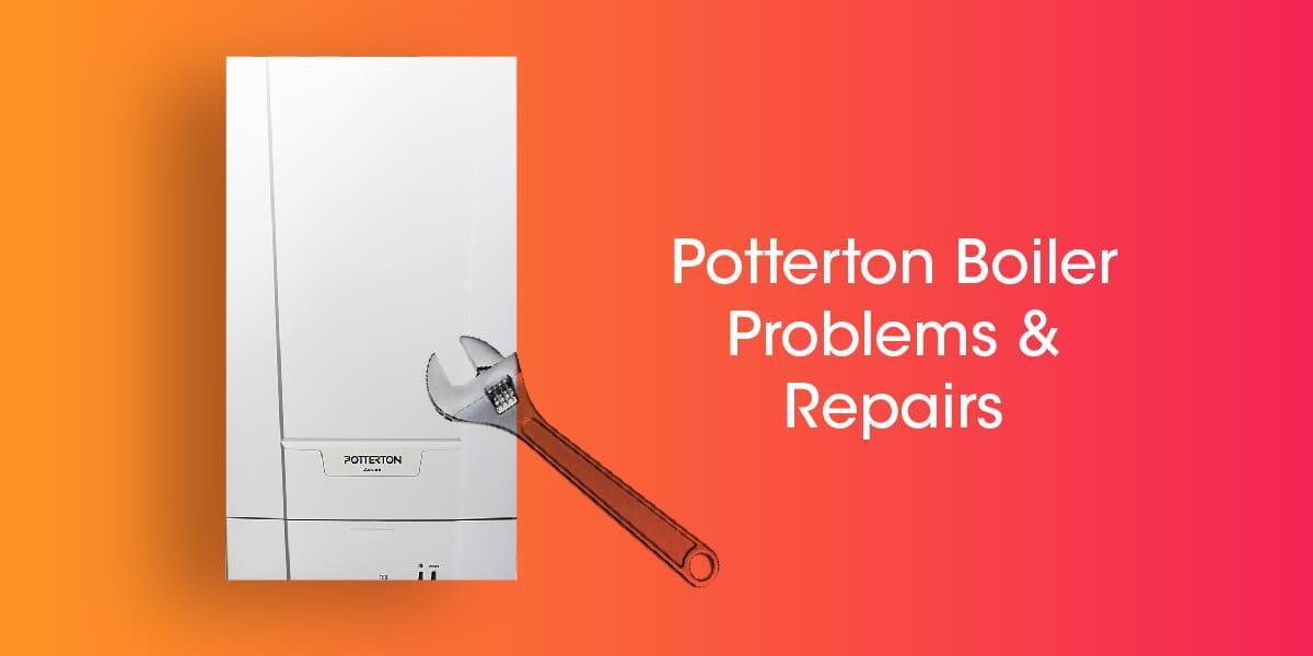 Potterton boiler problems