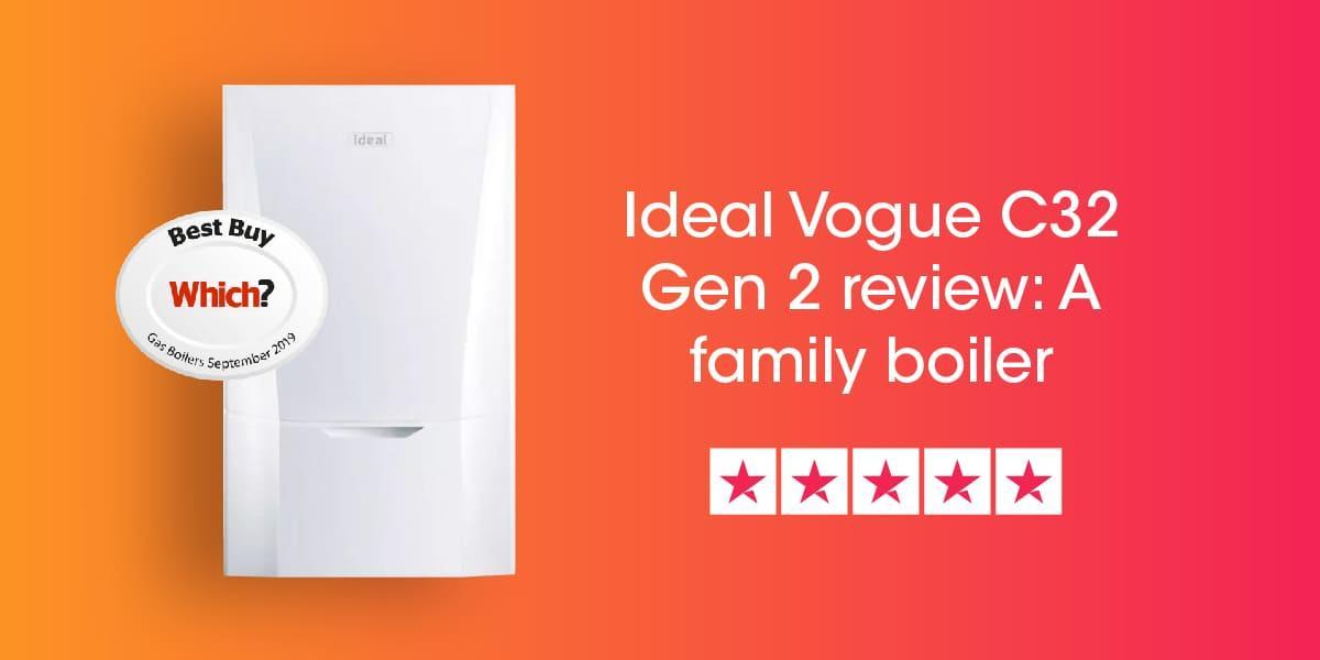 Ideal Vogue C32 Review