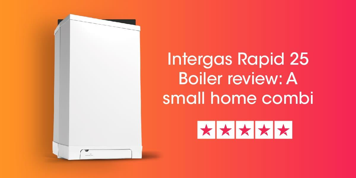 Intergas rapid 25 review