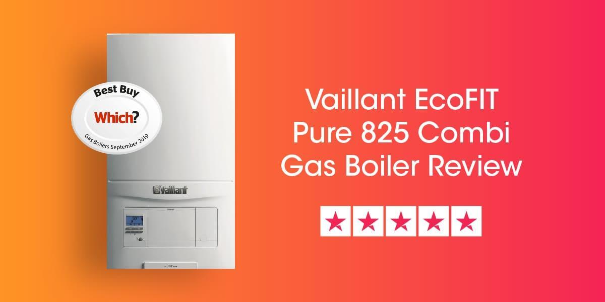 Vaillant ecofit pure 825 review