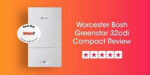 Worcester bosch greenstar 32cdi compact review Compare Boiler Quotes