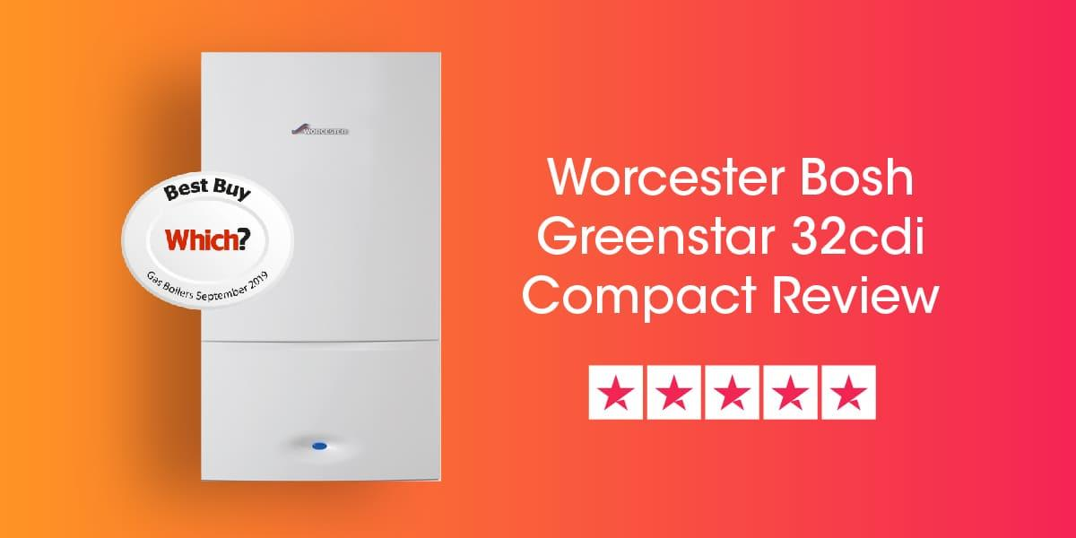 Worcester bosch greenstar 32cdi compact review