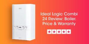 Ideal logic C24 review Compare Boiler Quotes