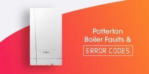 Potterton Boiler Faults & Error Codes Compare Boiler Quotes