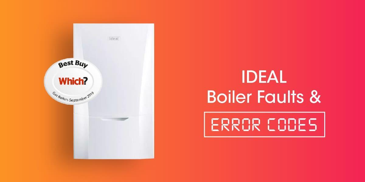 Ideal Boiler Faults & Error Codes