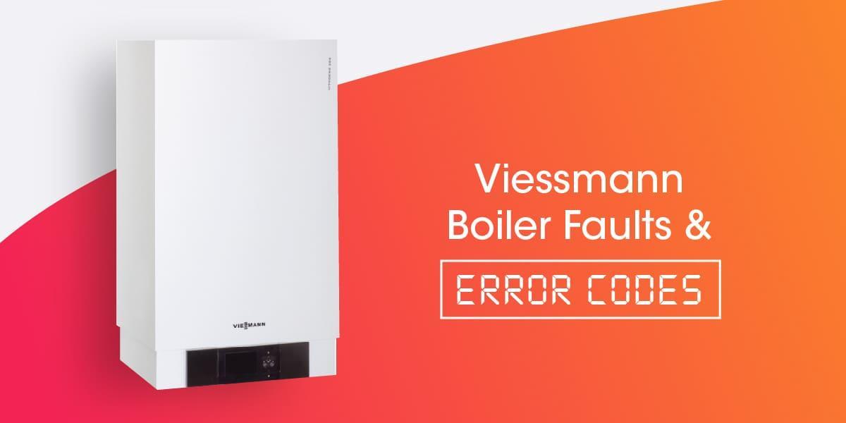 Viessmann Boiler Faults & Error Codes
