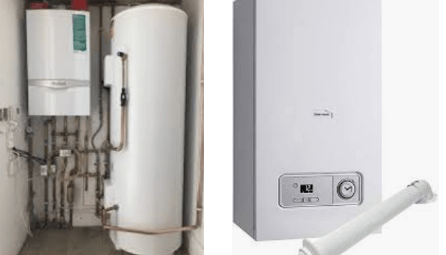 Glow-worm System Boiler