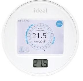 ideal boiler controls