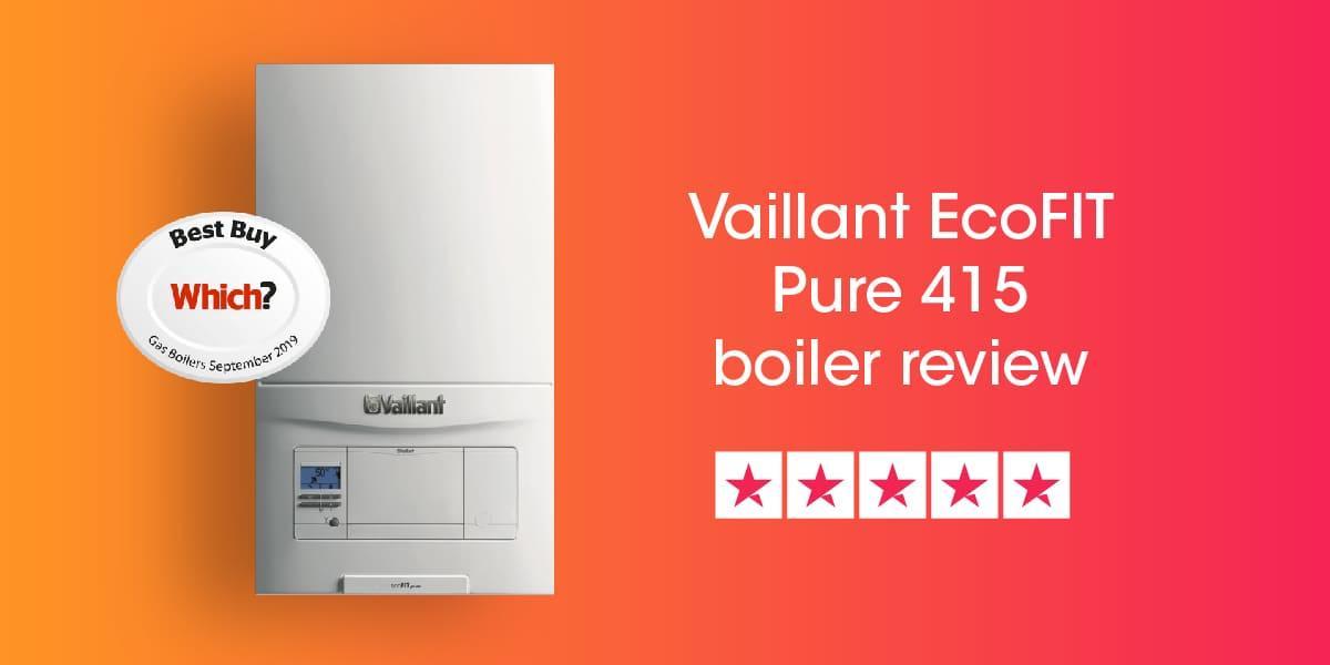 Vaillant ecofit pure review
