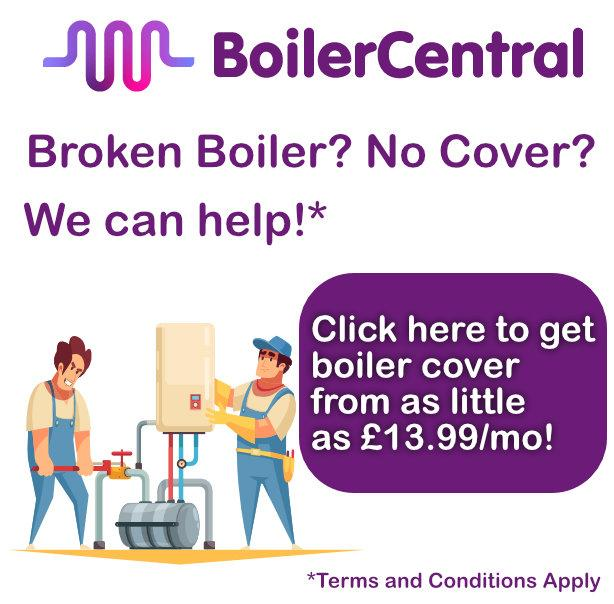 Compare Boiler And Heating Cover, Boiler Cover Plans in the UK