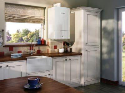 combi boiler installation cost uk
