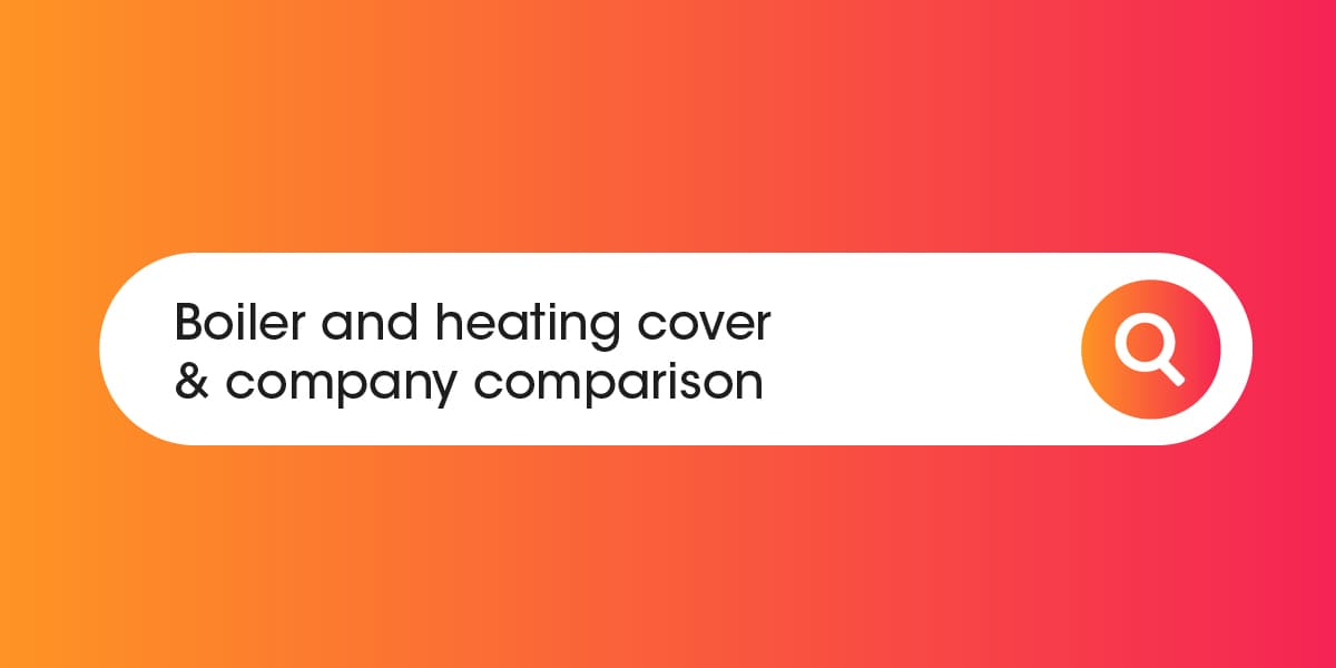 Boiler and heating cover