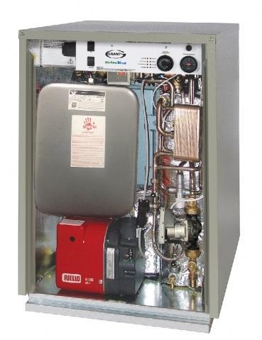 firebird oil boilers