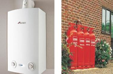 lpg boiler installation cost