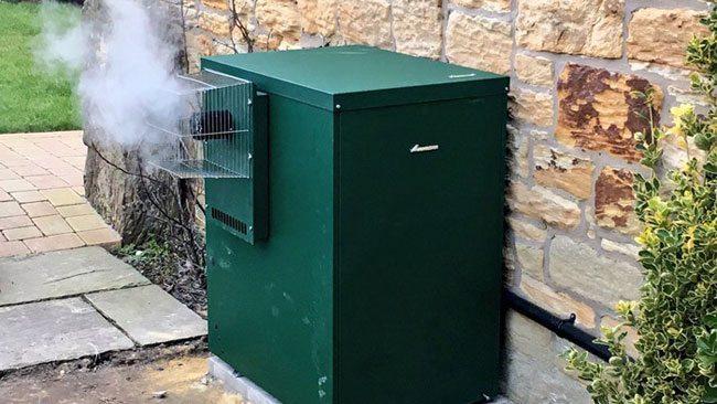 oil boiler installation costs UK