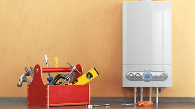 summer best time to replace boiler