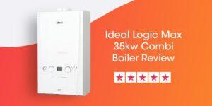 Ideal Logic Max C35 review Compare Boiler Quotes