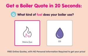 new boiler quote Compare Boiler Quotes