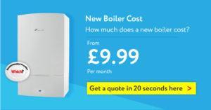 New Boiler Cost Compare Boiler Quotes