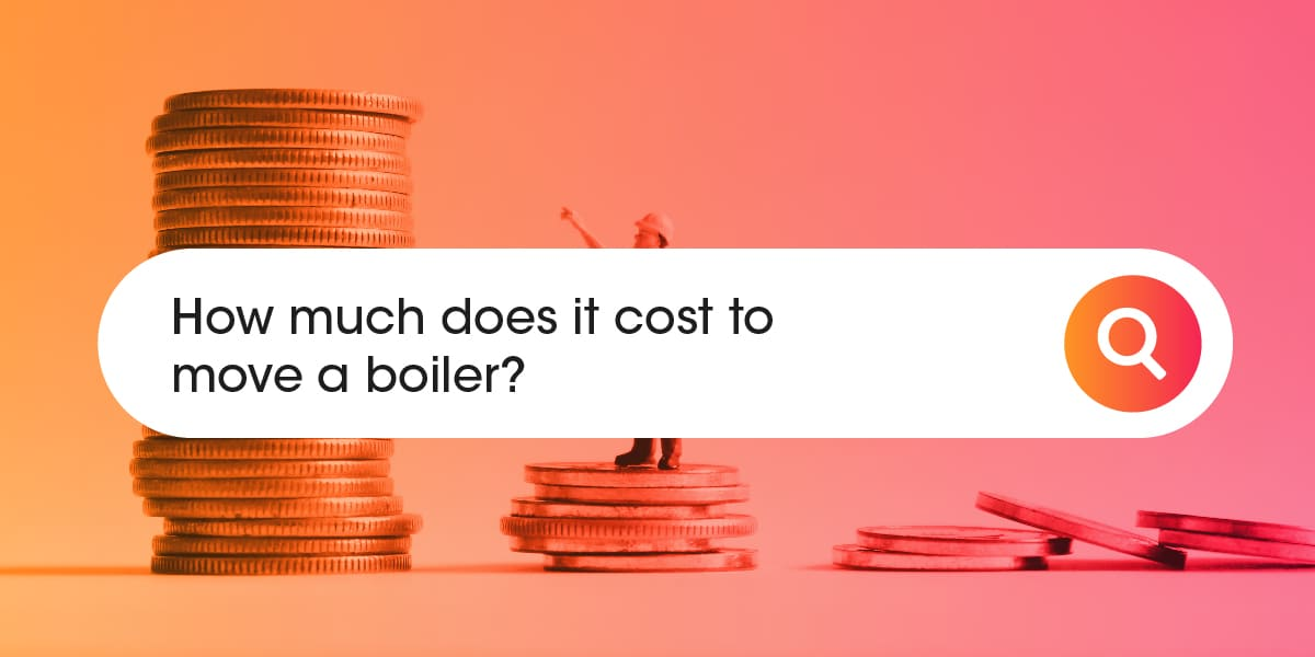 cost to move a boiler