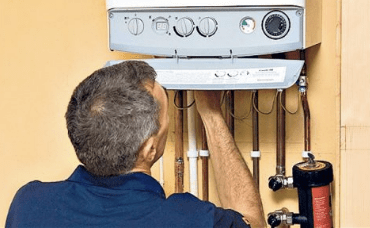 how much cost install central heating