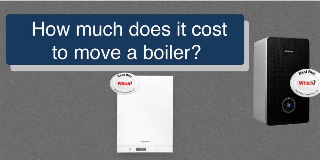 How Much Does It Cost To Move A Boiler?
